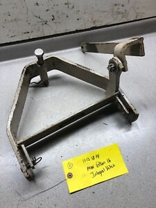 Rare Montgomery Wards Gilson 16 Tractor Rear Integral Hitch