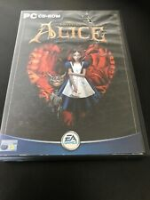 PC CD ROM American Mcgee's Alice - action/adventure Original version
