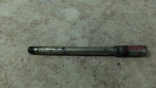 04 Suzuki SV650 SV 650 Front Axle Shaft Pin Bolt