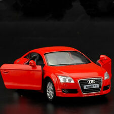 Audi TT Model Cars Toys 1:32 Open two doors Gifts & Collection Alloy Diecast Red