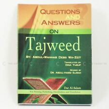 Questions & Answers on Tajweed by Abdul Wahab Debs Wa Zet - How to Read Quran