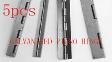 Piano/Continuous Hinge Galvanised 57mm Open Width 2100mm Length