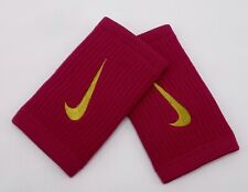 Nike Reveal Dw Doublewide Wristbands Red Crush/Dark Citron