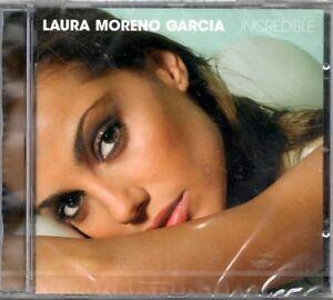 LAURA MORENO GARCIA - INCREDIBLE - CD NUOVO SIGILLATO