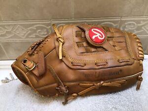 "Rawlings RSG1 Super-Size 13.5"" Baseball Softball Glove Right Hand Throw"