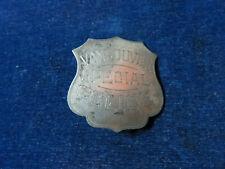 "Orig Antique Obsolete Cap Badge ""Vancouver - Special - 205"""