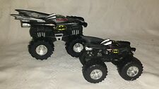 Hot Wheels Monster Jam  Batman Diecast Trucks 1:64 & 1:43 Scale