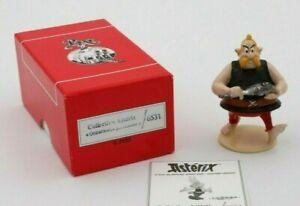 Verleihnix ORDRALFABÉTIX POISSONNIER Asterix ArtNr 6531