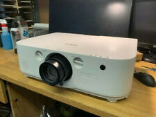 Nec-Pa672W 6700-lumen Advanced Professional Installation Projector Small Defect
