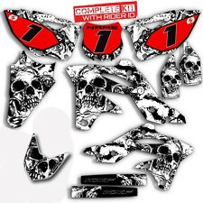 2009 2010 2011 KXF 450 GRAPHICS KIT KAWASAKI KX450F KX F 450F BONECRUSHER DECAL