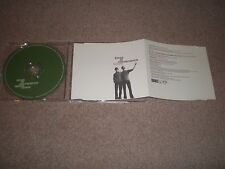 KINGS OF CONVENIENCE CD Failure 3 TRACKS and 1 Video Single