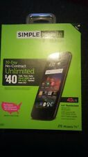 BRAND NEW ZTE Majesty pro(SIMPLE Mobile) Smartphone