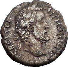 ANTONINUS PIUS Alexandria Egypt Tetradrachm Roman Coin Serapis Cerberus i56234