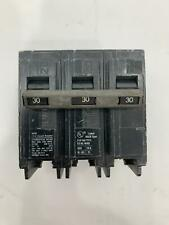 I-T-E Q330 30A 240V 3-Pole Circuit Breaker