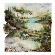 BON IVER SELF TITLED ALBUM NEW SEALED VINYL LP & MP3 IN STOCK