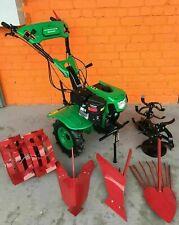 Einachsschlepper schlepper traktor 900C mit 5.5kW 7.5PS motor und Zubehör