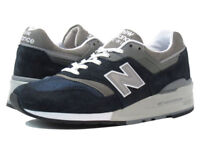 NEW BALANCE SHOES STYLE M997NV COLOR NAVY  MADE IN THE USA