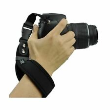 JJC ST-1 Adjustable Neoprene Wrist Strap for Cameras Video Camcorder Binoculars