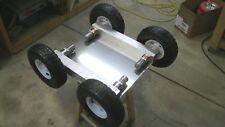 Robotics Kit Base Chassis With Wheels Banebots Gear Box Radio Control Arduino