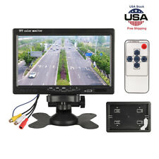 "New 7"" TFT LCD Digital Color Screen Monitor Car Rear View Backup Reverse Camera"