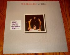 THE BEATLES RARITIES ORIGINAL LP STILL SEALED!   1980