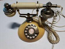 Vintage Mura Electronics Rotary Dial Phone Korea 1980s Dp320 telephone 16