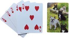 New French Bulldog Dog Poker Playing Cards Set of Card Ruth Maystead Bulldogs