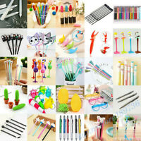 Cute Office School Writting Pencil 58 Styles Pen Stationary Student Present