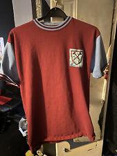 Retro Score Draw West Ham United Home Shirt - Medium -