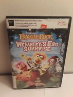 Fraggle Rock: Wembleys Egg Surprise (DVD, 2010) Jim Henson Ex-Library
