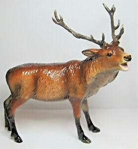 BESWICK Ceramic Country Animals - RED STAG