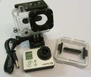 GoPro HERO 3 Black Edition 1080p Camcorder High Definition Built-in Wi-Fi