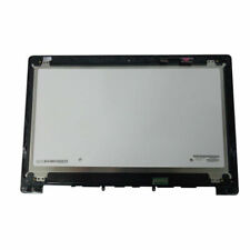 LCDOLED Compatible 15.6 inch Touch Screen Digitizer Front Glass Panel Replacement for ASUS Q550 Q550L Q550LF Q550LF-BBI7T07 Q550LF-BSI7T21 No Bezel