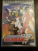 Mobile Suit Gundam Wing - Complete Collection 1  (DVD, 2006, Anime Legends)