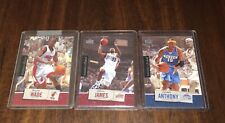 LeBron James, Dwayne Wade, Carmello Anthony Rookie Debut Card Lot, PSA 9/10?📈