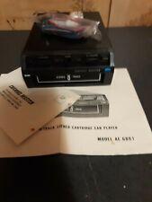 New N Box Vintage Channel Master 8 Track Car Stereo Ae6801,Original Manuels Nice