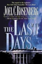 The Last Days (Political Thrillers Series #2), Joel C. Rosenberg, Good Book