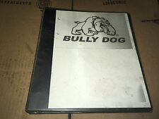 Bully Dog Performance Programmer DODGE FORD GMC GAS & DIESEL Truck CATALOG INFO