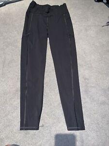 Sweaty Betty Compress Leggings 7/8 Black Size M