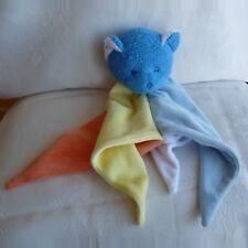 Doudou Ours Musti - Multicolore