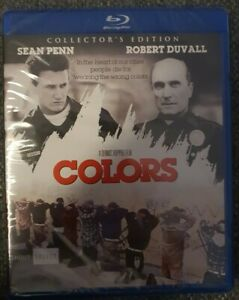 Colors Blu-ray Brand New Sealed Region A