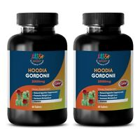 Pure 2000 Formula - Hoodia Gordonii 2000mg Extract - Weight Loss - 2 Bot 120 Ct