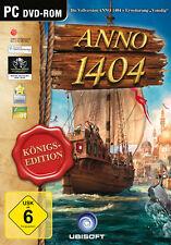 Anno 1404 Königsedition - PC (NEU & OVP!)