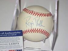 REGIS PHILBIN Signed Official American League Baseball w/ PSA COA