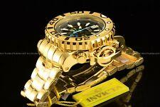 Invicta 70mm Full Sea Hunter High Polished 18k Gold Plated Swiss MVT SS Watch