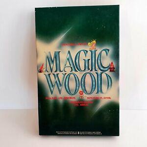 Vintage Magic Wood Fauna Flora & Hobgoblins Complete Game Excellent Condition