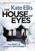 KATE ELLIS __ THE HOUSE OF EYES __ BRAND NEW __ FREEPOST UK