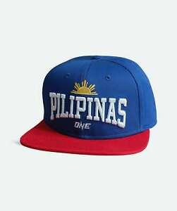 PILIPINAS SNAPBACK CAP HAT PHILIPPINES SOUVENIR - NICE!