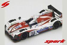 Zytek Z11sn Nissan N°41 Motorsport le Mans 2012 1/43 Spark
