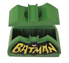 Batman 1966 TV Series Logo Cookie Jar UK Seller